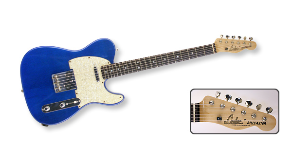 La Telecaster de Big Bill King